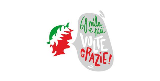 grazie dillo in italiano